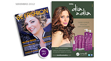 Anúncio Be Fashion Setembro 2012