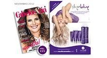Anúncio Cabelos & Cia - Novembro 2012