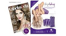 Anúncio Silver Blue - Cabelos & Cia Dezembro 2012