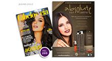 Anúncio Absolute Hair Control Kit Restauração