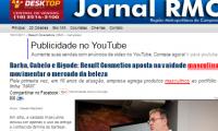 Linha MAN destaque no Site Jornal RMC